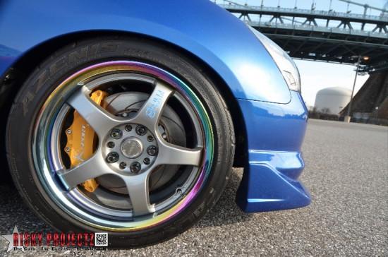 Volk Gramlight wheels