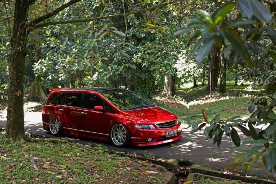 RB1 Honda Odyssey