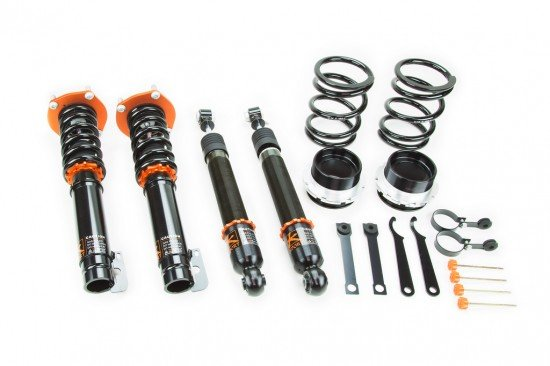 Jeep Cherokee Coilovers