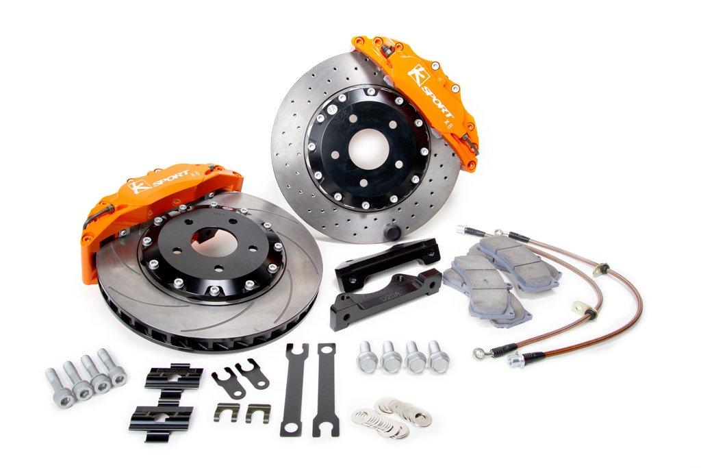 Ksport BKBM050-413SO 11 4-Piston ProComp Rear Brake Kit