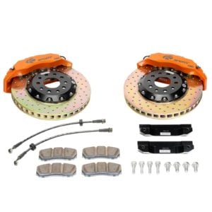 611-crossdrilled-orange-big-brake-kit