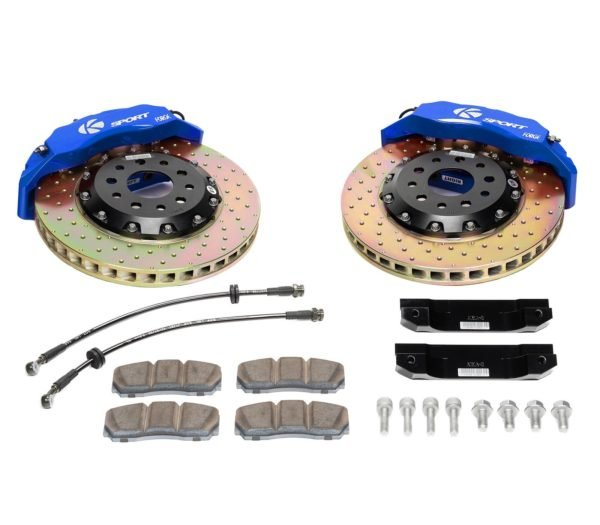 831-crossdrilled-blue-big-brake-kit