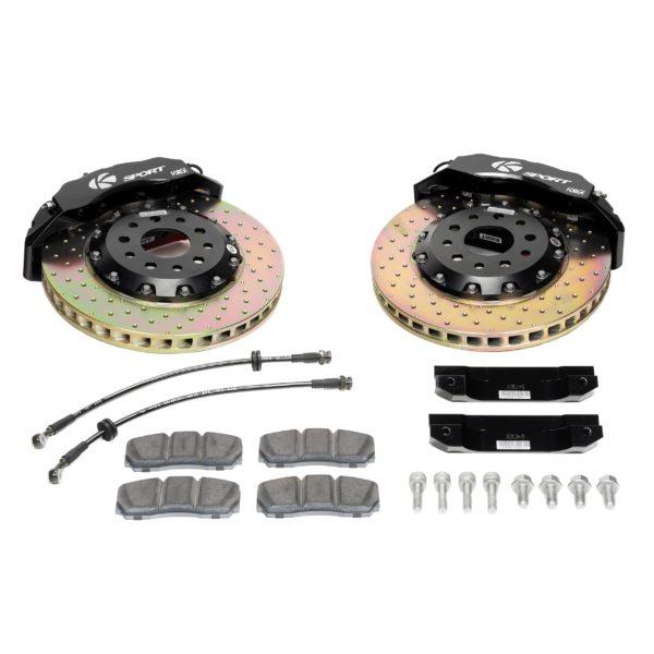 ksport-611-crossdrilled-black-big-brake-kit