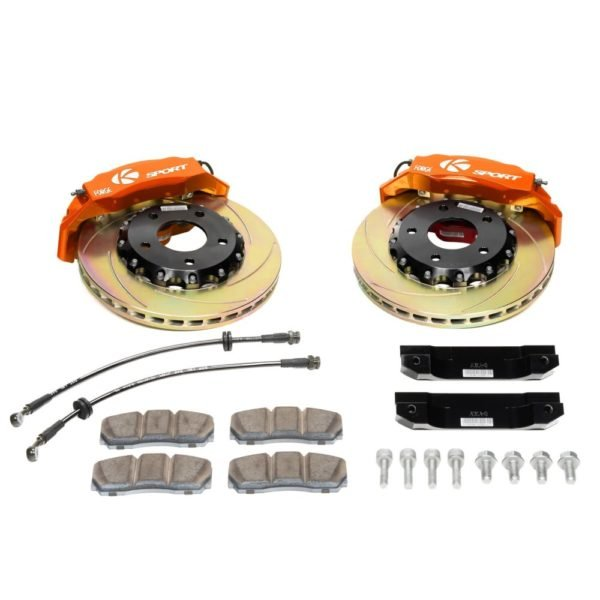 ksport-611-slotted-orange-big-brake-kit