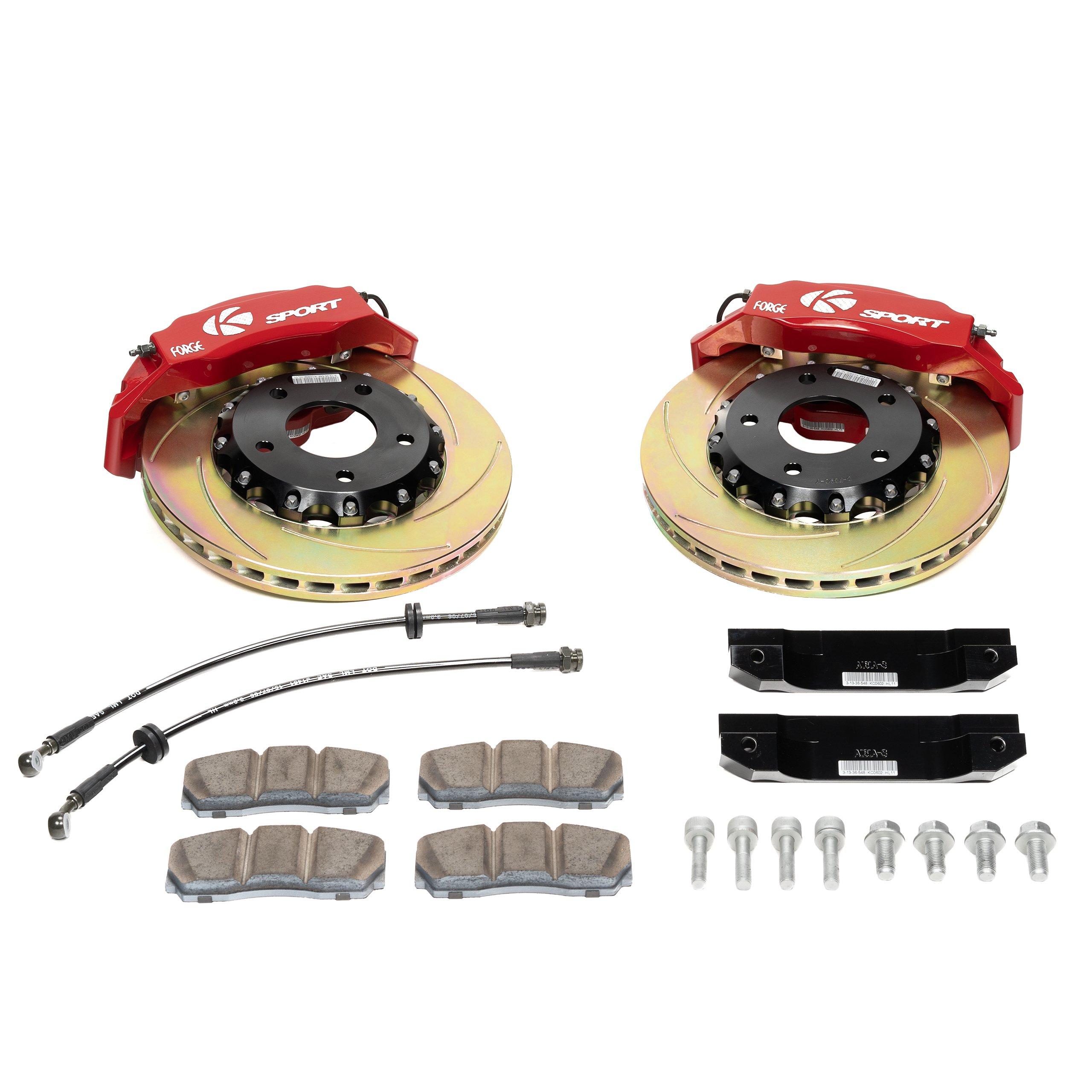 Ksport BKLX080-611SO 11 6-Piston ProComp Front Brake Kit