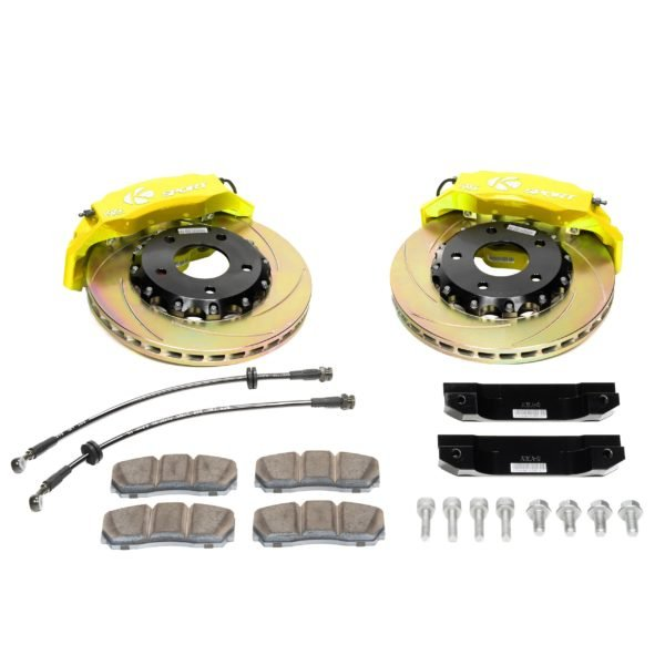 ksport-611-slotted-yellow-big-brake-kit