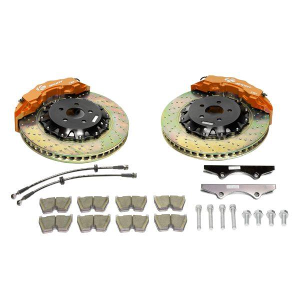 ksport-951-crossdrilled-orange-big-brake-kit