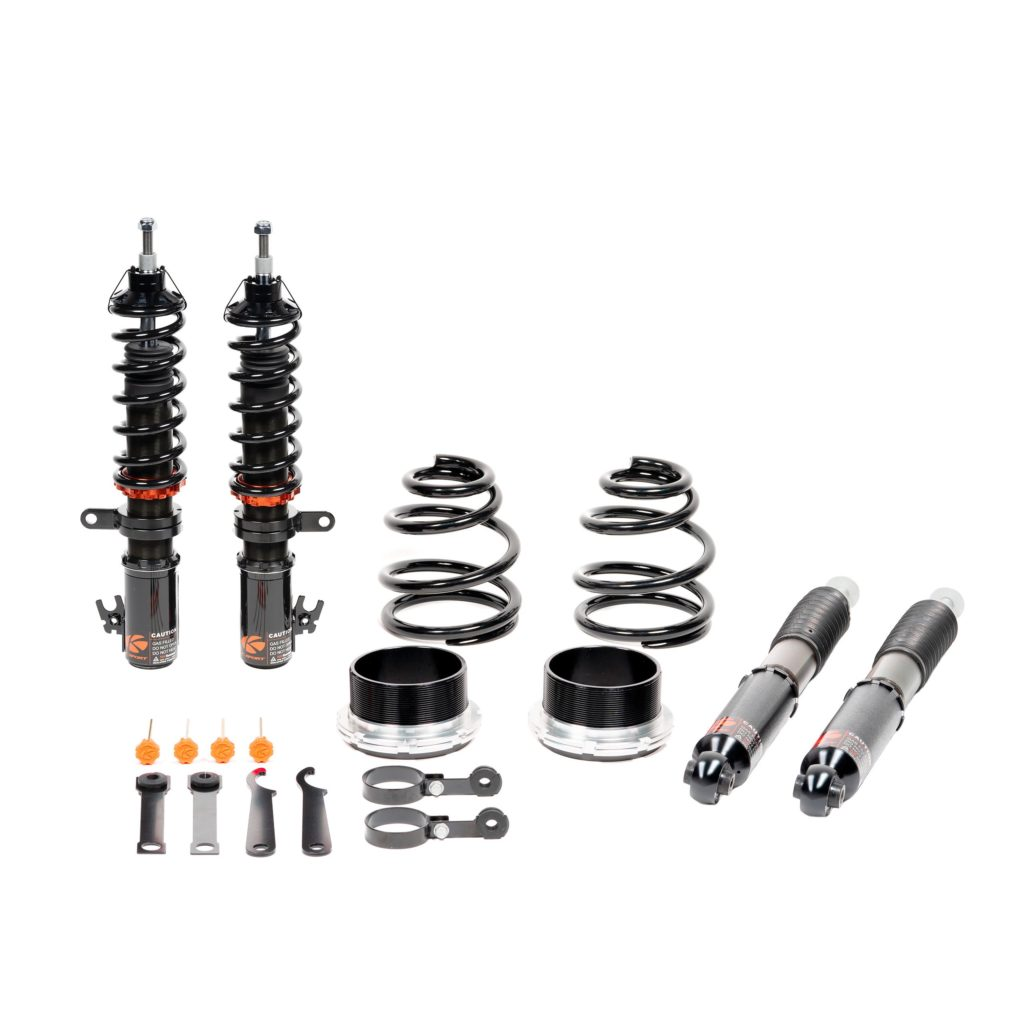 Ksport Asphalt Rally Ar Damper System Coilovers Toyota: Asphalt Rally Spec AR Coilover Kit