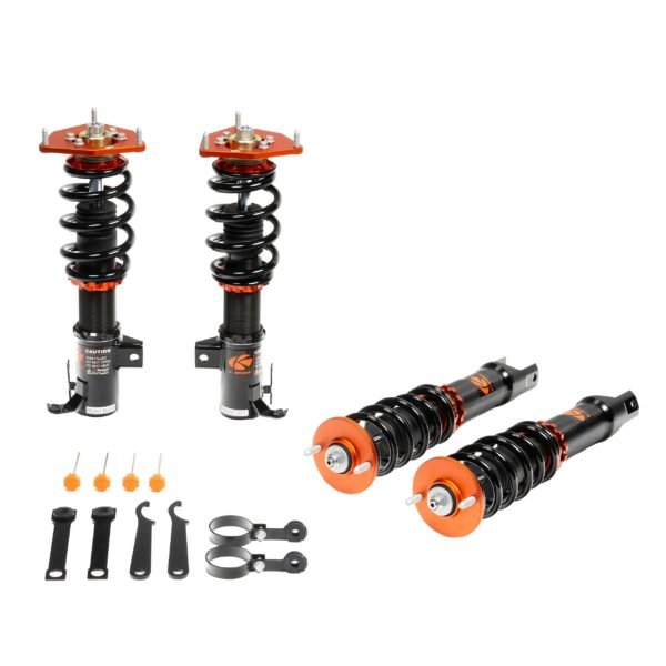 11-19 Ford Fiesta - Asphalt Rally Spec AR Coilovers