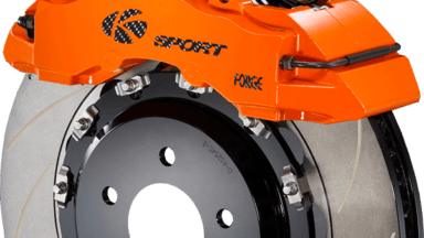 Ksport Big Brake kit