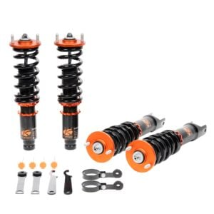 09-18 Nissan 370z - Version DR Drag Race Coilovers