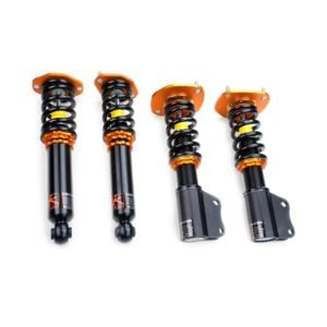 09-18 Nissan 370z - Version RR Road Race Coilovers