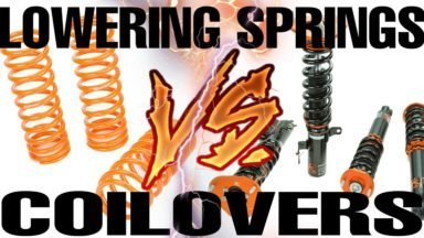 Lowering Springs Vs Coilovers