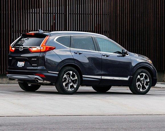 Honda-CRV-Suspension