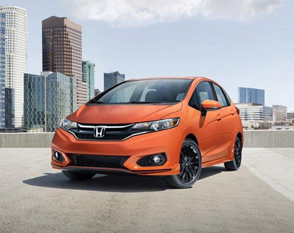 Honda-Fit-Supension