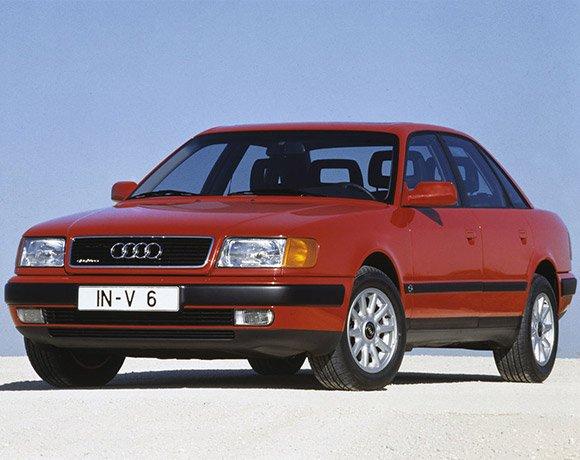 Audi-100-Quattro-Suspension