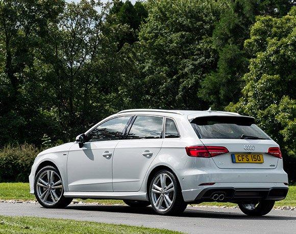 Audi-A3-Sportback-Suspension
