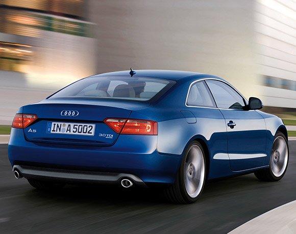Audi-A5-Suspension
