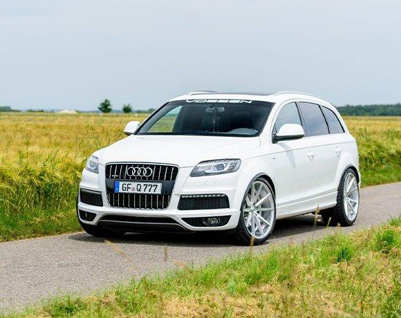 Audi-Q7-Air-Suspension