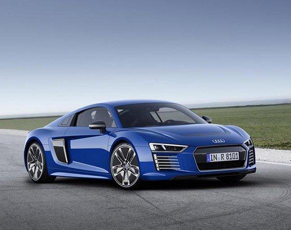 Audi-R8-Suspension