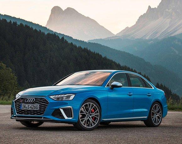 Audi-S4-Suspension