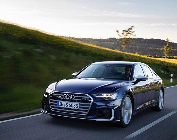 Audi-S6-Suspension