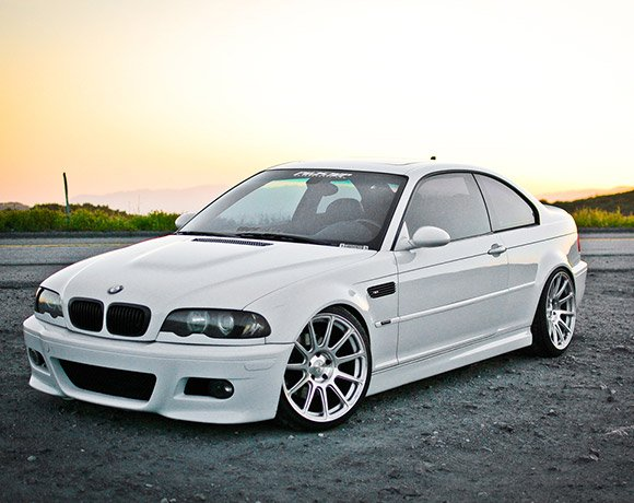 BMW-E46-Coilovers