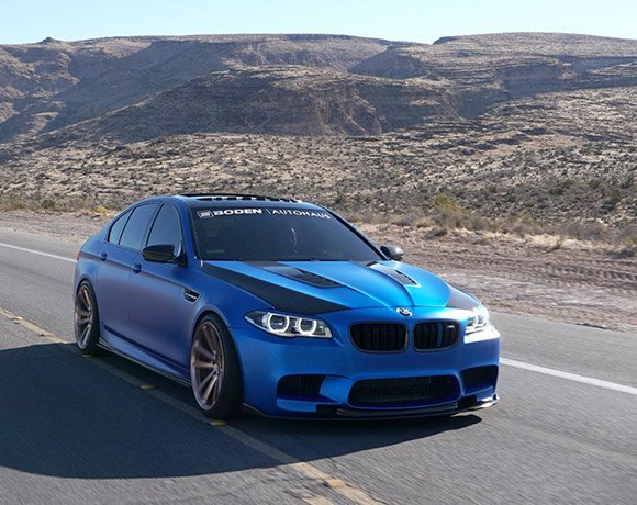 BMW-M5-Coilovers