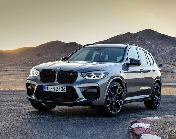 BMW-X3-Coilovers