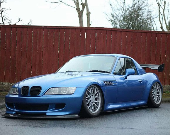 BMW-Z3-Coilovers