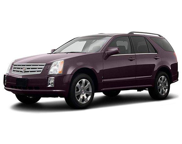Cadillac-SRX-Brakes