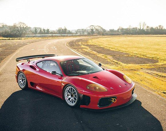 Ferrari-360-Suspension-Upgrades