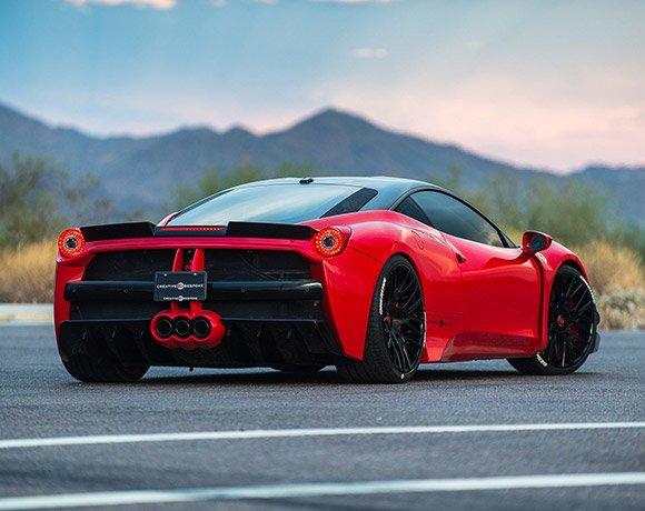 Ferrari-458-Suspension