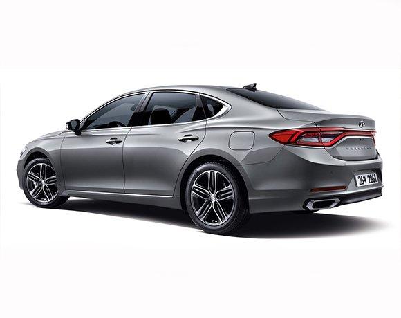 Hyundai-Azera-Suspension