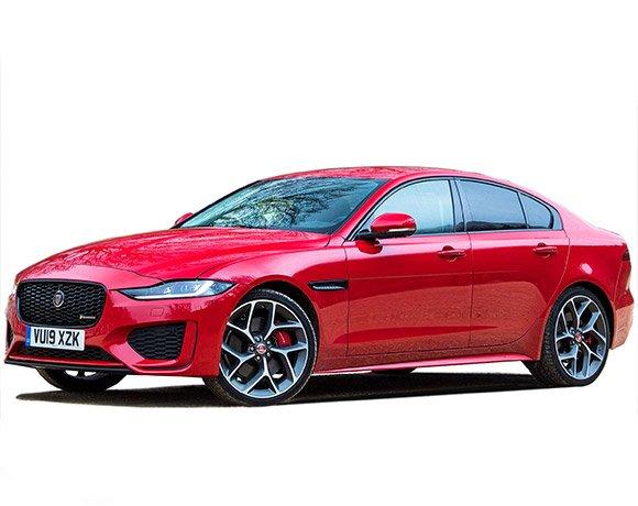 Jaguar-XE-Suspension
