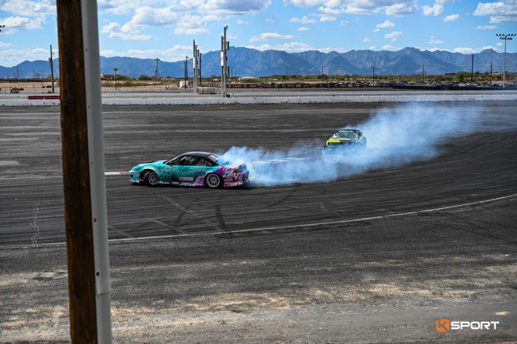 Ksport-Voodoo13-Tandem-Drifting