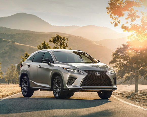 Lexus-RX-Suspension