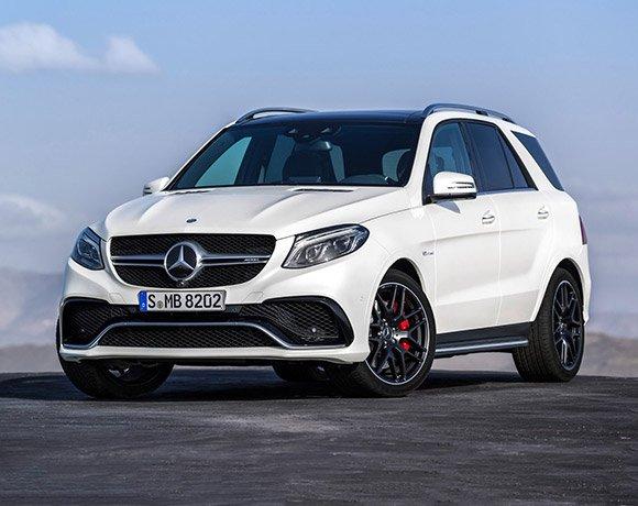 Mercedes-Benz-GLE-Suspension