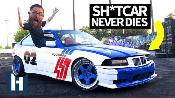 Hoonigan Shitcar