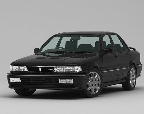 Mitsubishi-Galant-vr4-Suspension