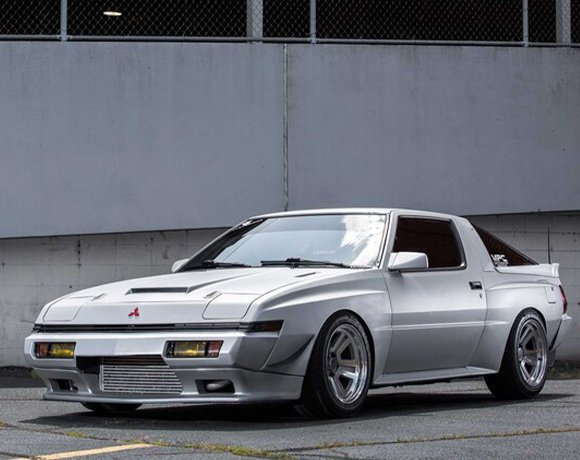 Mitsubishi-Starion-Suspension