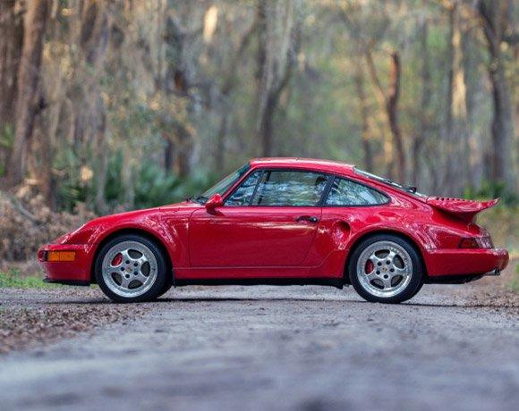 Porsche-964-Suspension-Upgrades