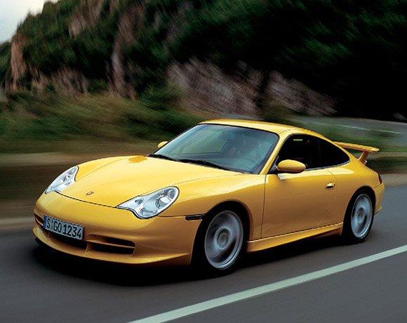 Porsche-996-Suspension