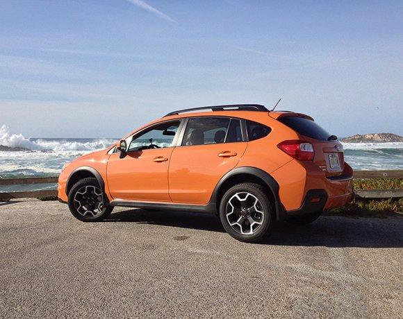 Subaru-Crosstrek-Suspension
