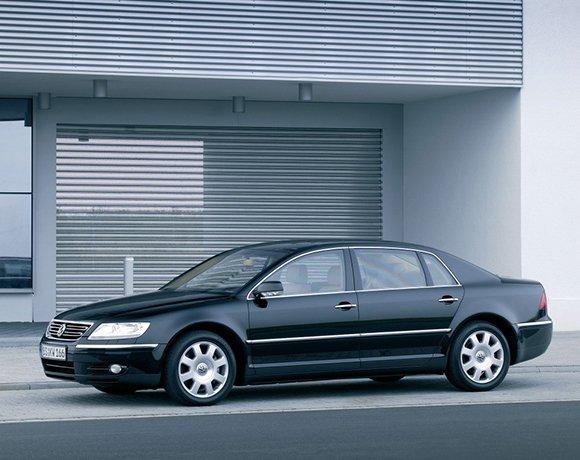 Volkswagen-Phaeton-Suspension