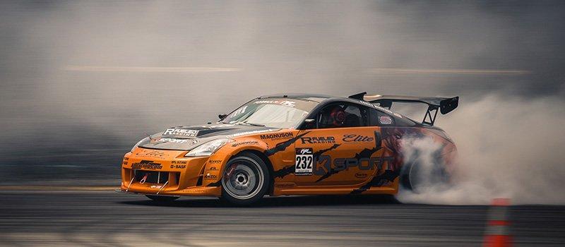 Ksport Formula Drift Nissan 350z Coilovers