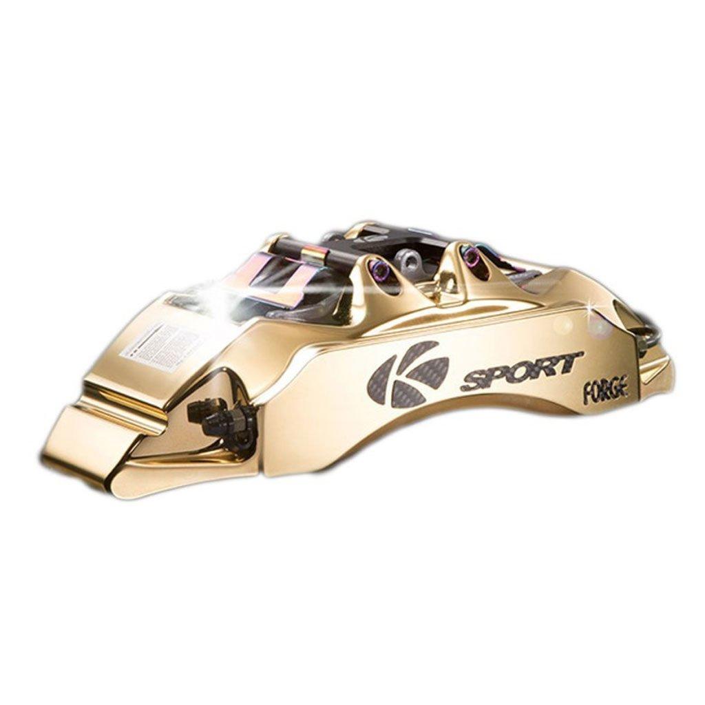 Gold Brake Caliper